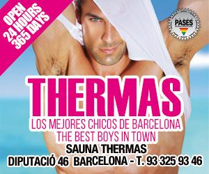 Sauna Thermas Barcelona